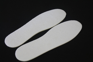 Soft Foot Care Latex Towelling Insoles