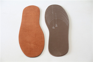 Custom Warm Felt Insole Breathable Latex Insole