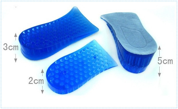 gel height increase insole