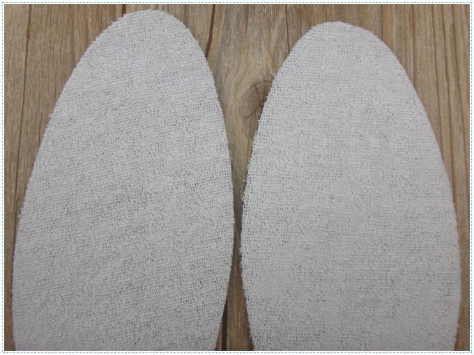 Breathable Double Latex Insole