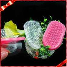 Comfortable Silicone PU Gel Heel Pad Gel Heel Cushion