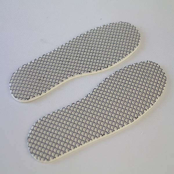 Hotselling Sandwich Mesh Latex Material Insoles Good Feet Insole