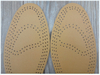 Newly Custom Leather Insoles Ecco Comfort Fibre System Insoles