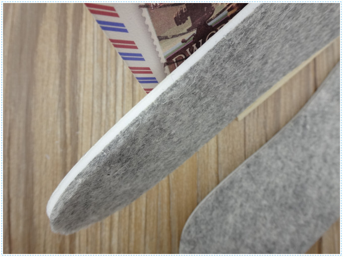 Warm Felt with Aluminum Foil Insole For Cold Winter