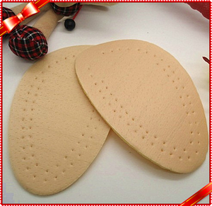 Healthy Custom Leather Toe Pads for High Heels