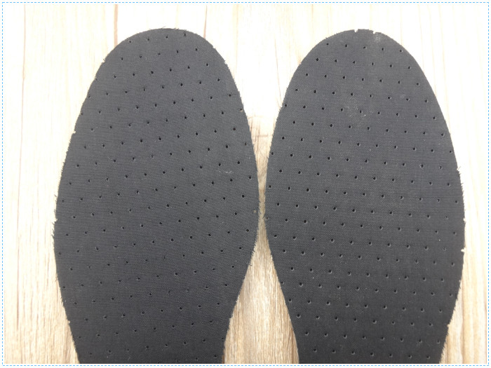 Ventilation Suppressed Latex Insole