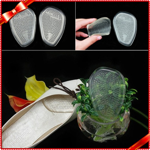 Hot Selling Silicone Gel Heel Cushions for Sandals