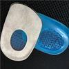 Silicone Padded Forefoot Insoles for Heel Pain