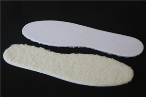 Custom Warm Wool Felt Insole