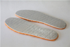 Custom Warm Felt Mens Leather Insoles with Latex
